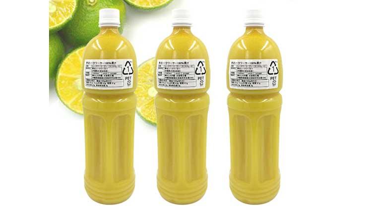これは業務用で、ボトルの内容量は1.48L